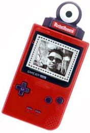 Gameboy camera NEVER HAD IT BUT FOR SURE WANTED IT