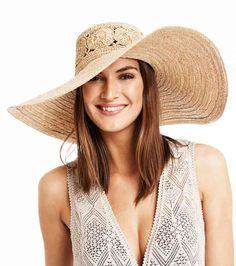 Odd Molly Beachwear SS15 - Sun-Roof Straw Hat