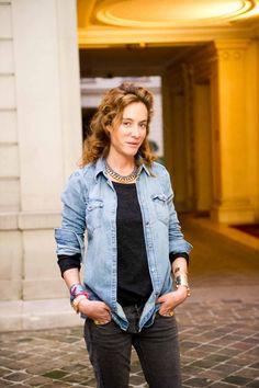 Aurélie Bidermann's—the industry fave jewelry designer Parisienne.