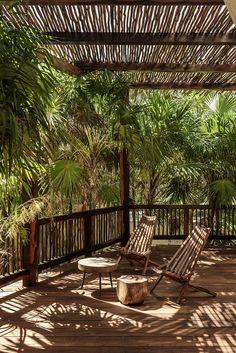 Un hotel mexicano rodeado de vegetación tropical - Resguardada por la selva | Galería de fotos 3 de 10 | AD MX