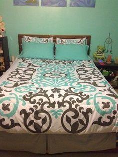Comforter no place like home pinterest comforter Xhilaration home decor