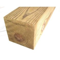 4 in. x 4 in. x 8 ft. #2 Pine Pressure-Treated Lumber-256276 at The Home Depot