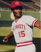 Cincinnati Reds (MLB, Big Red Machine, 70s): Classic, as are George Foster's sideburns