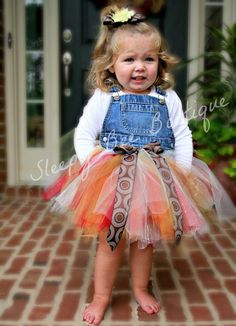 f6afb41860 Buy directly from the world s most awesome indie brands. Or open a free  online store. Overall TutuFall TutuScarecrow CostumePrincess Dress ...