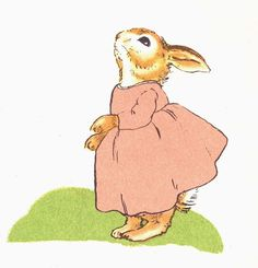 Country Bunny & The Little Gold Shoes First by SurrenderDorothy