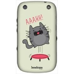 Kawaii Protective Back Cover for Blackberry 9320 / 9220