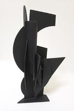 louise nevelson, Maquette for Summer-Night Tree. on ArtStack #louise-nevelson #art