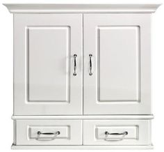 "Dexter 23""w Wall Cabinet With Wood Doors, 23.5""W, WHITE Home Decorators Collection,http://www.amazon.com/dp/B003KI28XG/ref=cm_sw_r_pi_dp_vfcZsb14D69ESVQP"