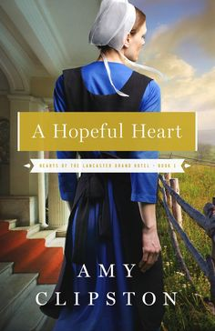Q with Amy Clipston!  Where did you find your inspiration for writing A Hopeful Heart? A Hopeful Heart was inspired during the Amish country holiday book tour in November 2011. Alicia Mey, senior marketing director at Zondervan, suggested I create a series about Amish women who work in an upscale hotel ... more ...