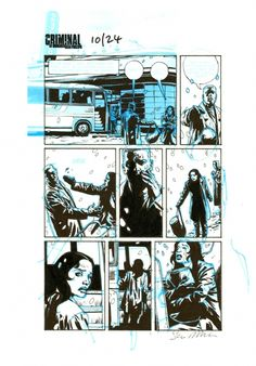 Criminal 10 p 24 Sean Phillips Comic Art
