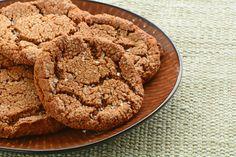 Villámgyors gyömbéres keksz, amit gyerekjáték elkészíteni Clean Eating, Paleo, Sweets, Cookies, Recipes, Macaron, Foods, Crack Crackers, Food Food