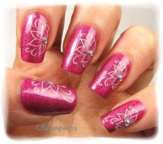 Nail Art by Belegwen