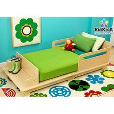 KidKraft - Modern Toddler Bed