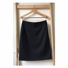 Size 8: 'Country Road' Black skirt  AVAILABLE