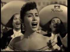 LOLA BELTRAN: CUCURRUCUCU PALOMA - My dad's favorite song. My niece Gloria sang it at his funeral and there was not a dry eye.