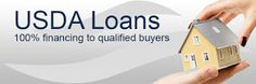 Roxy's Real Estate News Blog: USDA Loans MORE Affordable and BEST 100% Financing...