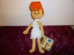 Vintage Wilma Flinstone HannaBarbera by TrueColorsBoutique on Etsy, $15.00