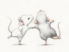 Dancing mice/ Bello y sencillo