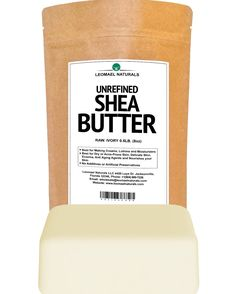 Save 50% Off Today Only! Grab Your Favourite Unrefined Shea Butter - Raw Organic African lvory Pure Shea Butter - Top Premium Quality Grade A - 100% Super Skin Food - BEST Shea Butter 1LB (16oz) By Leomael Natural Shea Butter. http://www.amazon.com/dp/B00RM35FYE