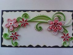 Home quilling