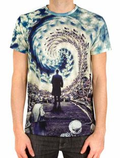 The Giant Peach - Imaginary Foundation - Phase Change Sublimation Men's Tee, $39.00 (http://www.thegiantpeach.com/imaginary-foundation-phase-change-sublimation-mens-tee/)