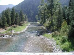 St. Regis, Montana and the Clark Fork River.......beautiful