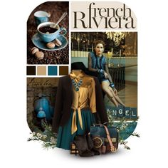 Chocolate and rich teal are suprisingly happy together, particularly when paired in Dark Autumn's palette. Despite being an Autumn, there are actually not too m...