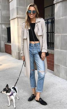 cool street style outfit