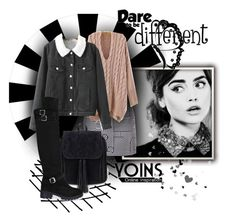"""Dare To Be Different"" by tanja133 ❤ liked on Polyvore featuring Victoria, Victoria Beckham, women's clothing, women's fashion, women, female, woman, misses, juniors and yoins"