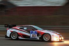 Lexus vuelve a triunfar en las 24 horas de Nürburgring