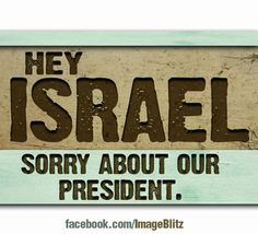 I support Isreal 100%!