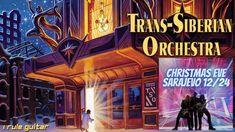 """That """"Cool"""" Christmas Song on Guitar! Christmas Eve / Sarajevo"""