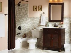 Bathroom Remodeling Home Depot Accessorize Your Bathroom With - Home depot bathroom renovations
