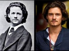 45 People from History Who Look Exactly Like Today's Celebrities Orlando Bloom