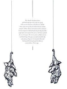 Michael Kuch - Apocalypse Clocks. Double Elephant Press, 2000.: