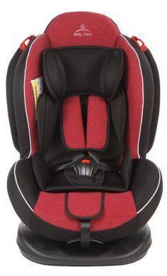 Автокресло Baby Care Side Armor Evolution (красный-чёрный/6905-101)  — 8590р.  Бренд: Baby Care, Тип: Автокресло, Группа: 0+/1/2 (0 - 25кг) от 0 до 7 лет, Крепление Isofix: нет, Цвет: Красный, Поворотный механизм: нет