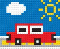 LEGO® Crie & Compartilhe