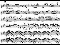 Beriot, Charles Auguste de  Scene de Ballet op.100 violin + orchestra