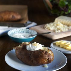Lighten recipes made with mayo or sour cream by substituting plain Greek yogurt for a tangy finish.