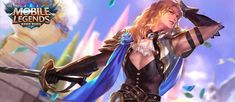 The fencer assassin Lancelot achieved a major tweak in the current patch of Mobile Legends. The Fencer, Miya Mobile Legends, Game Mobile, I In Team, Legend Games, The Legend Of Heroes, Mobile Legend Wallpaper, Latest Games, The Clash