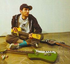 Josh Klinghoffer...its love.Music...we would sit and listen to music...glorious music.