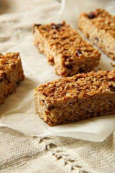 Crispy Biscuits : Batoniki owsiane