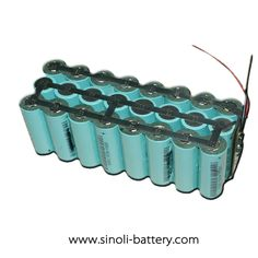 wiring multiple 6 volt batteries together but NOT