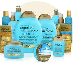My hair is craving argan oil of morocco shampoo from #OGXBeauty City/Happy/Working
