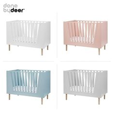 Our new Baby Cot is available in 4 different colours. Which colour is your favorite?