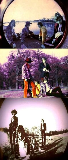 Pink Floyd - Saucerful of Secrets, 1967