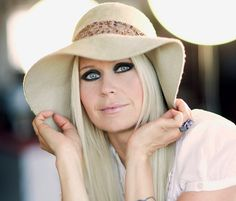 Paola Suhonen, the creative director and founder of top Finnish fashion label Ivana Helsinki.