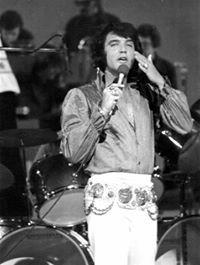 Elvis 1972 August/September engagement