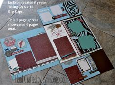 Jackson is great for outdoor & masculine. You'll love the creative use of flip flaps where this kit creates 8 pages in all! Learn more here: http://lynncomo.com/5503/jackson-for-a-masculine-kit-of-the-month/