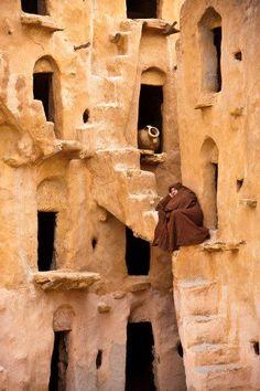 Berber granary of Ksar Ouled Soltane, Tataouine, Tunisia